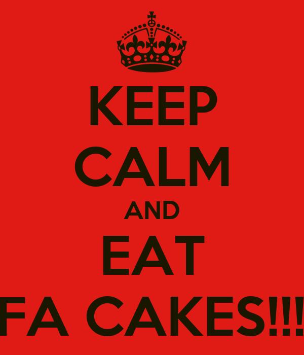 KEEP CALM AND EAT JAFFA CAKES!!!!!!!!!!!