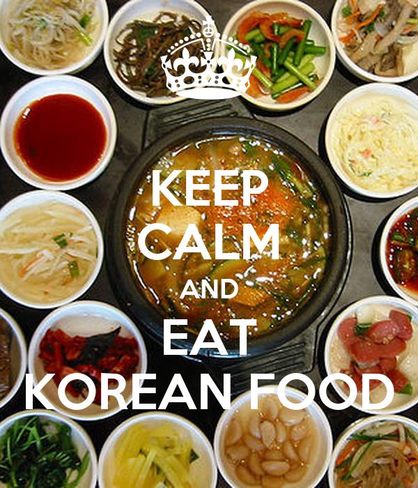 how to eat korean food