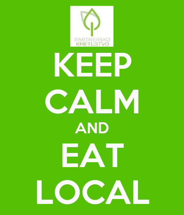 eat local poster - photo #16