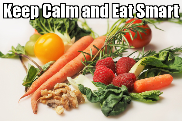 Keep Calm and Eat Smart
