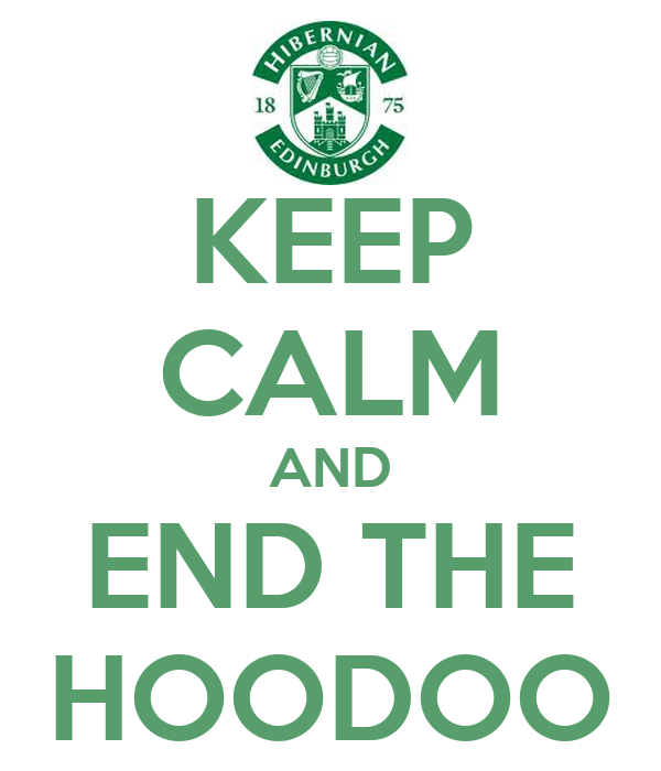 KEEP CALM AND END THE HOODOO