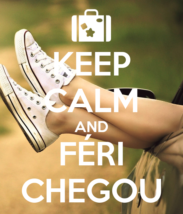 KEEP CALM AND FÉRI CHEGOU
