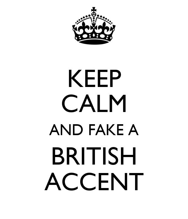 fake british accent wikihow how to flirt