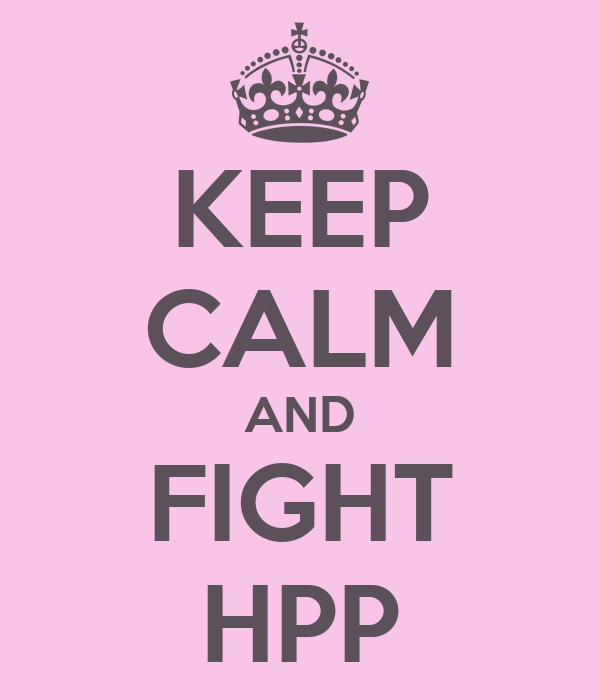 KEEP CALM AND FIGHT HPP