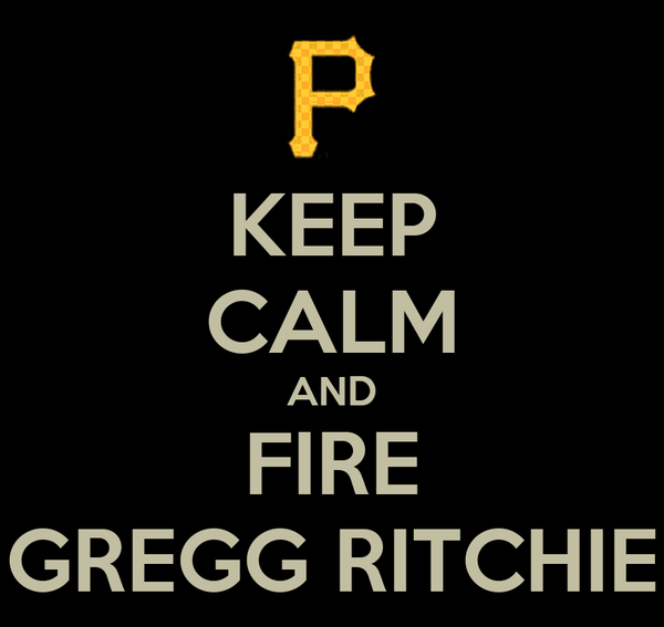 KEEP CALM AND FIRE GREGG RITCHIE