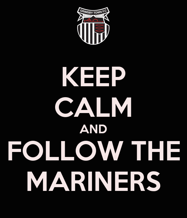 KEEP CALM AND FOLLOW THE MARINERS