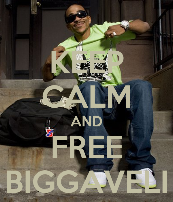 KEEP CALM AND FREE BIGGAVELI