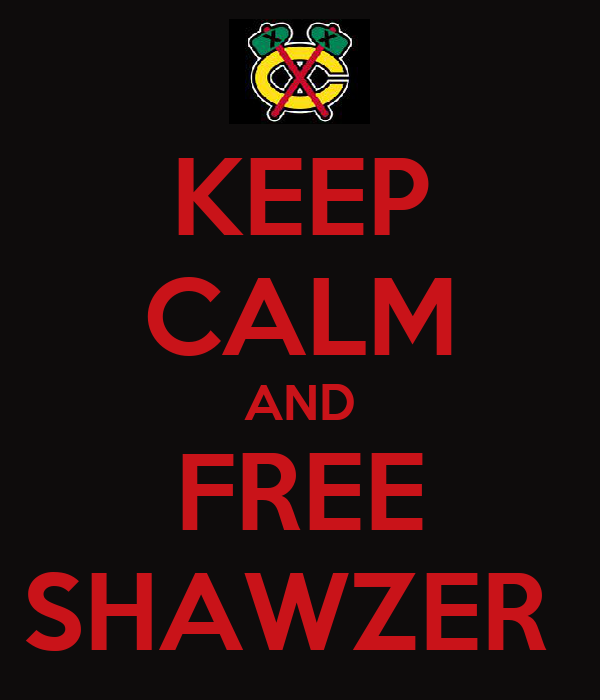 KEEP CALM AND FREE SHAWZER