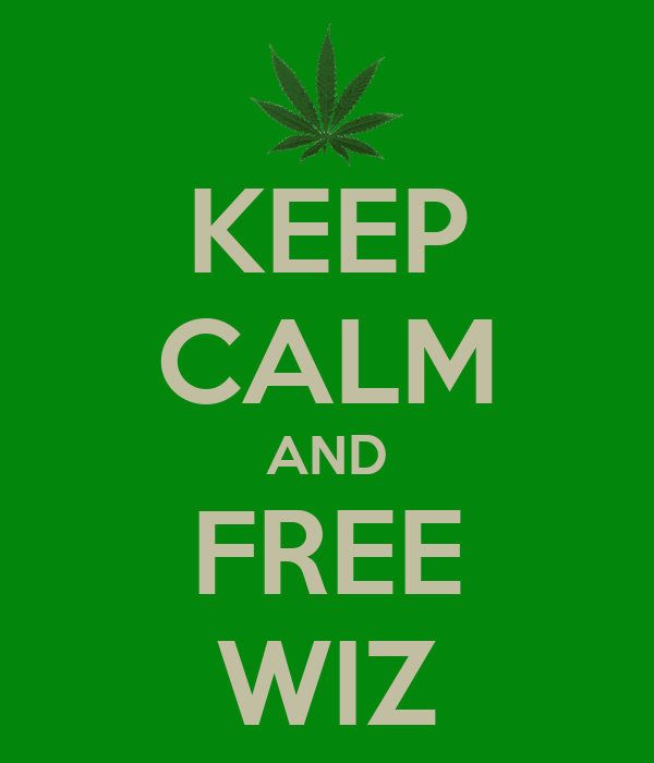 KEEP CALM AND FREE WIZ