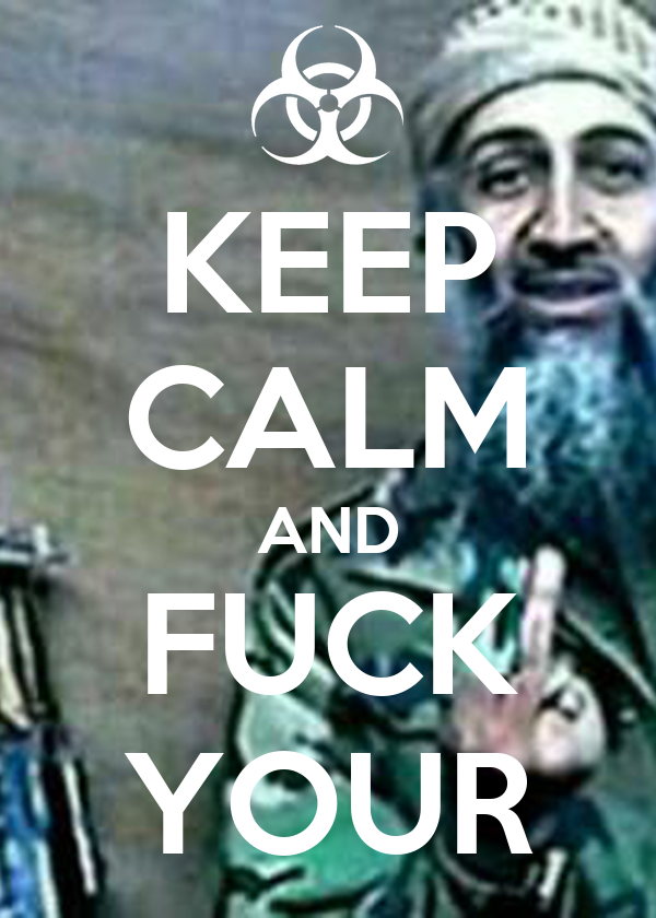 KEEP CALM AND FUCK YOUR