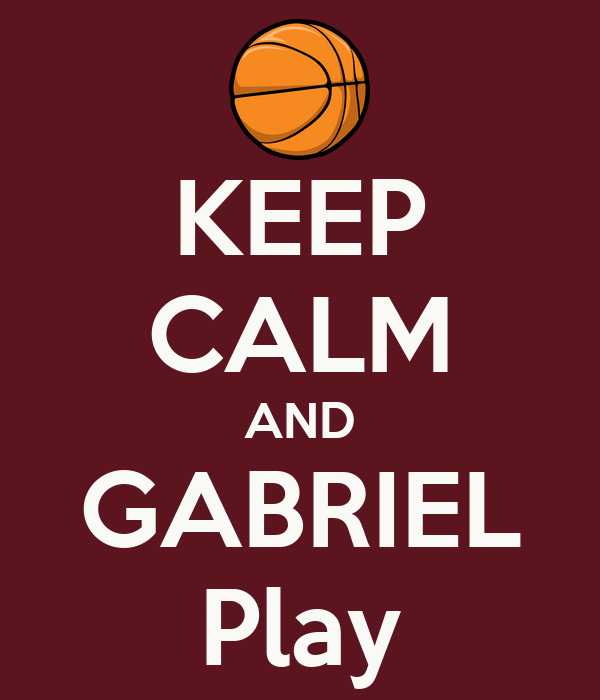 KEEP CALM AND GABRIEL Play