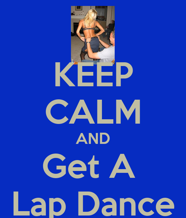 how to get a lap dance