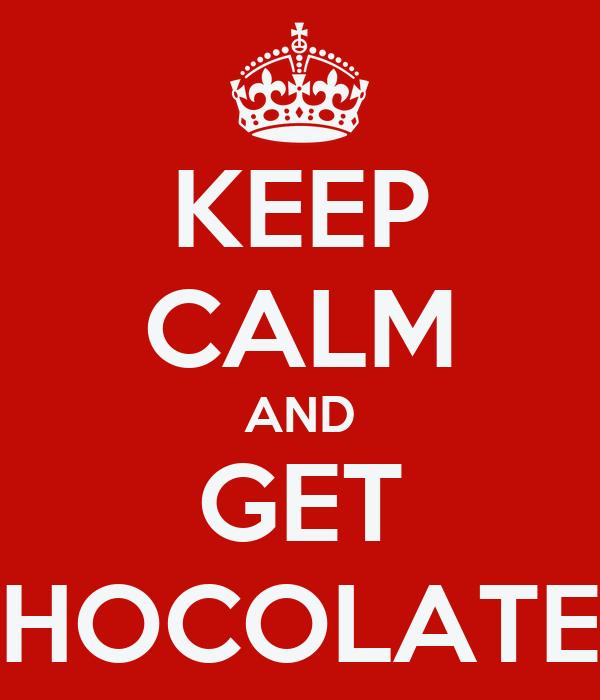 KEEP CALM AND GET CHOCOLATEY