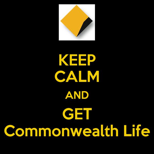 how to get commonwealth netcode