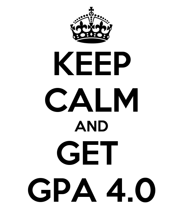 how to get ur gpa