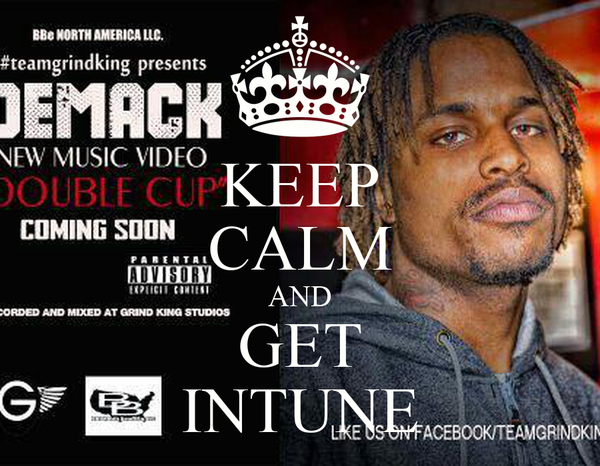 KEEP CALM AND GET INTUNE