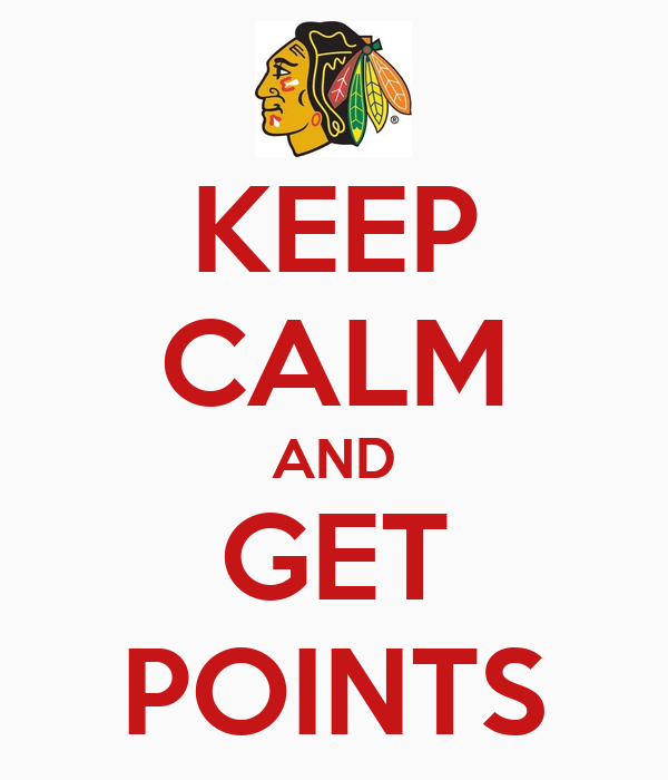 KEEP CALM AND GET POINTS