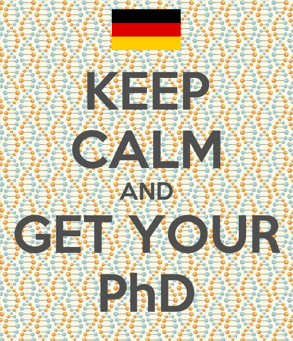 Get your phd