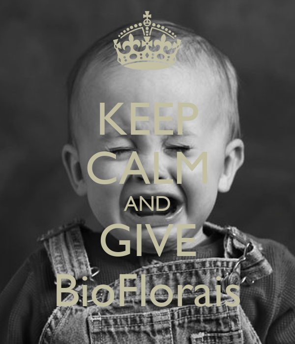KEEP CALM AND GIVE BioFlorais