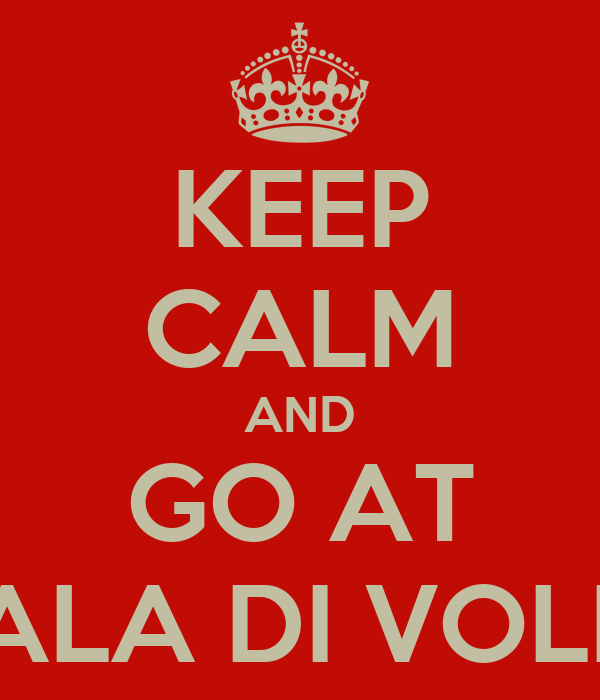 KEEP CALM AND GO AT CALA DI VOLPE