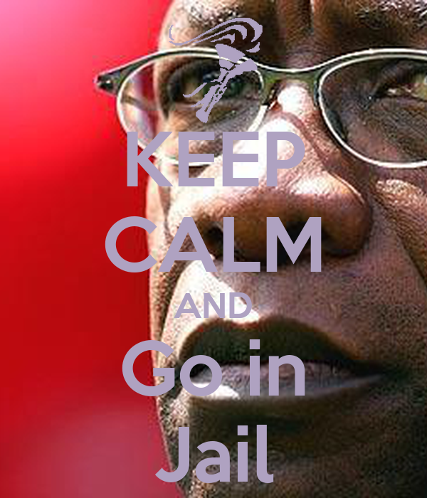 KEEP CALM AND Go in Jail