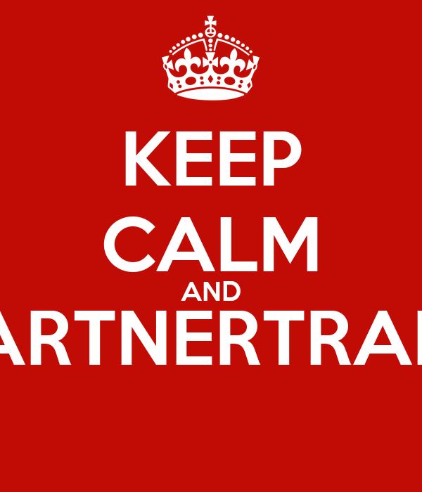 KEEP CALM AND GO\PARTNERTRANSFER