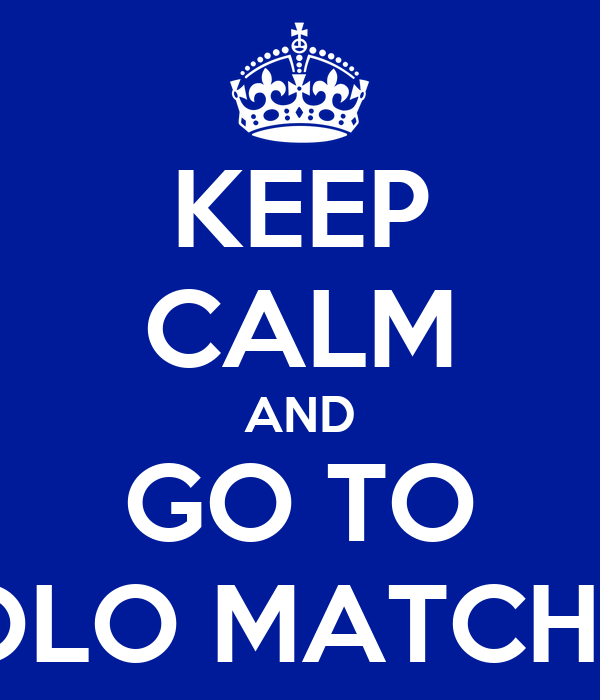 KEEP CALM AND GO TO POLO MATCHES