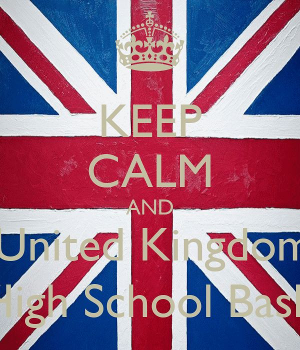 KEEP CALM AND Go to the United Kingdom Tea Party Tea Party 6th September High School Basketball Court @ 1:30 -2:30