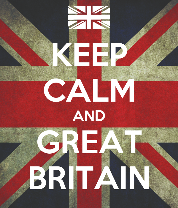 KEEP CALM AND GREAT BRITAIN