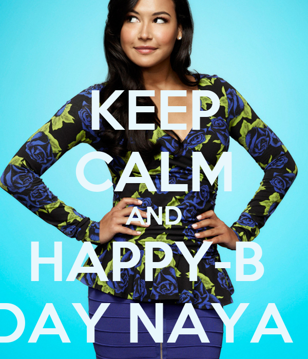 KEEP CALM AND HAPPY-B  DAY NAYA !