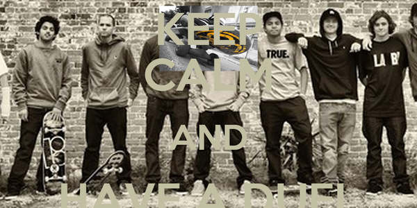 KEEP CALM AND HAVE A DUEL OF SKATE WITH ME