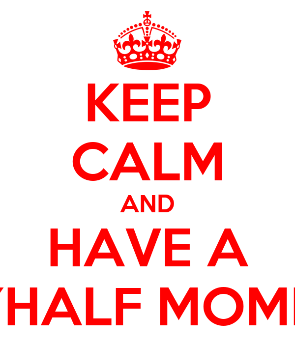 KEEP CALM AND HAVE A FLYHALF MOMENT
