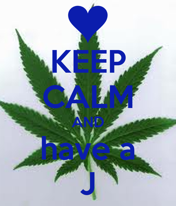 KEEP CALM AND have a J