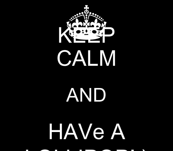 KEEP CALM AND HAVe A LOLLIPOP!:)