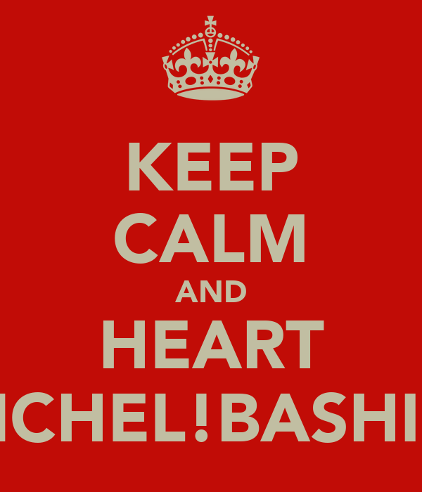 KEEP CALM AND HEART FINCHEL!BASHING
