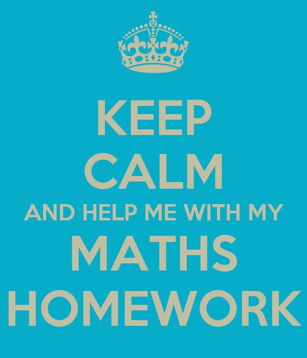 Help me with my homework