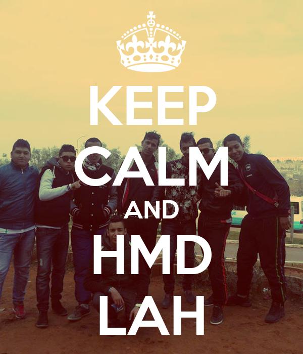 KEEP CALM AND HMD LAH