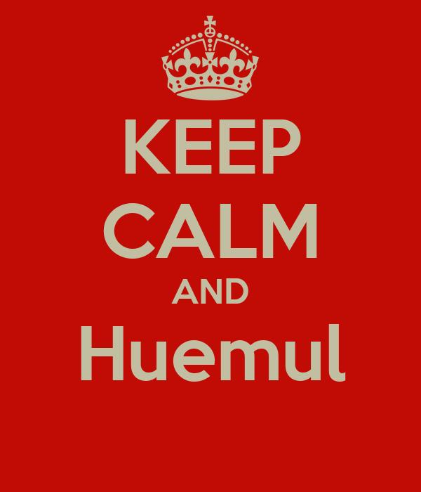 KEEP CALM AND Huemul
