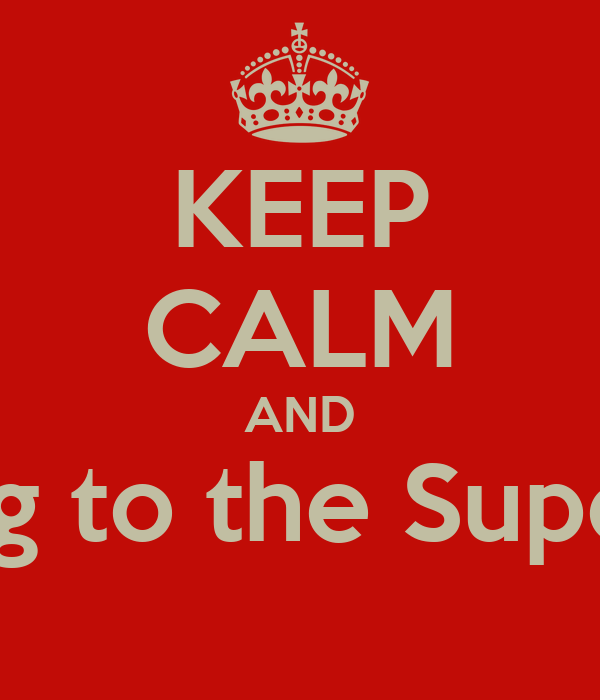 KEEP CALM AND I'm Going to the Super Bowl!!