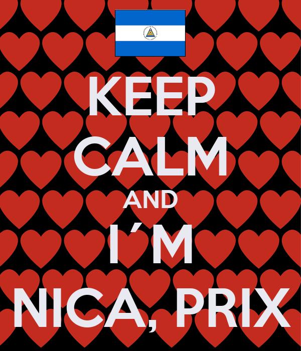 KEEP CALM AND I´M NICA, PRIX