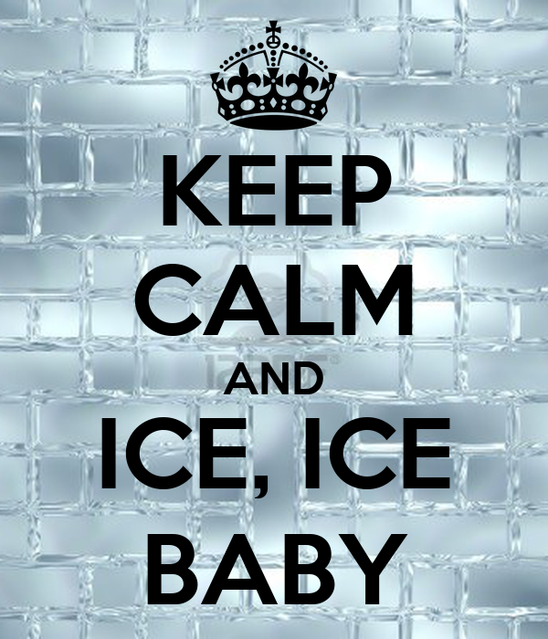 Image Gallery ice ice baby