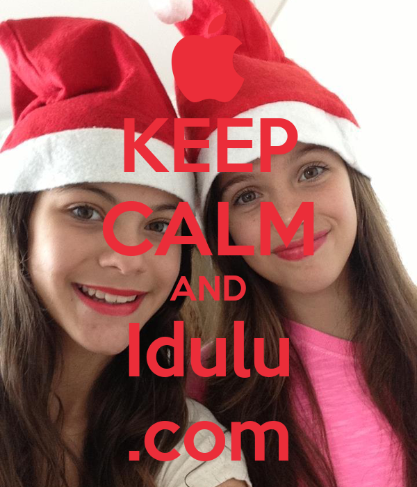 KEEP CALM AND Idulu .com