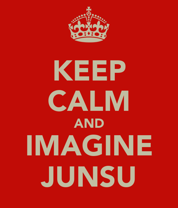KEEP CALM AND IMAGINE JUNSU