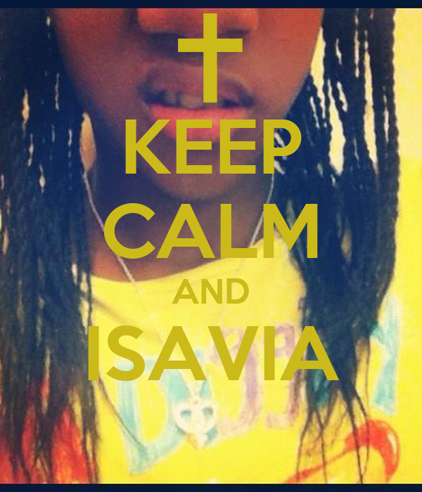 KEEP CALM AND ISAVIA