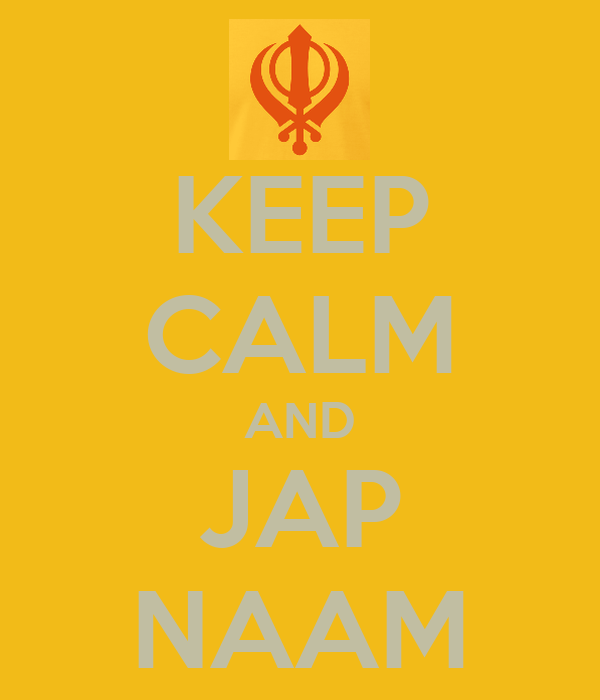 KEEP CALM AND JAP NAAM