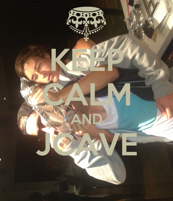 KEEP CALM AND JCAVE