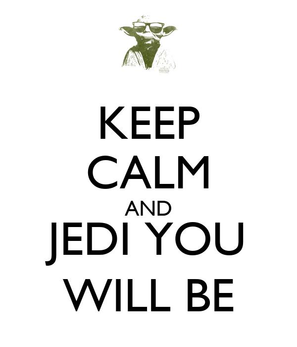 Calm Jedi
