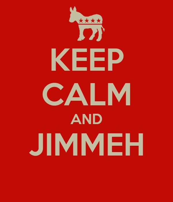 KEEP CALM AND JIMMEH