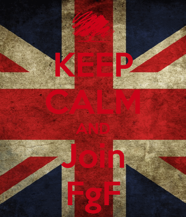 KEEP CALM AND Join FgF