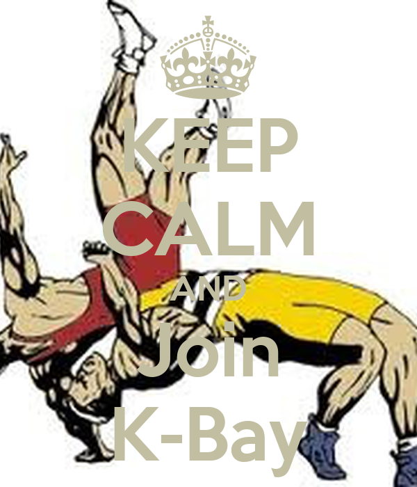 KEEP CALM AND Join K-Bay